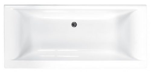 Carron Haiku 1700 x 800mm Double Ended Bath